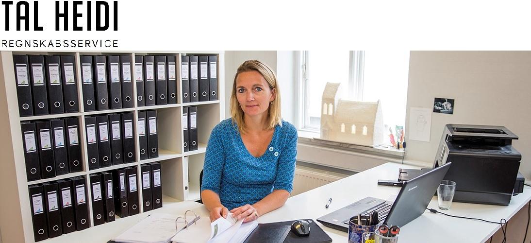 Tal Heidi Regnskabsservice